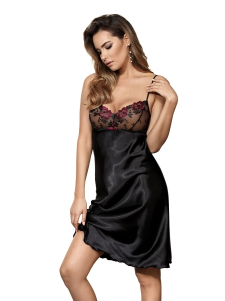 SATIN NIGHTWEAR BELLA